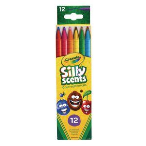 Crayola Twistable Pencils, Set of 12 Colors