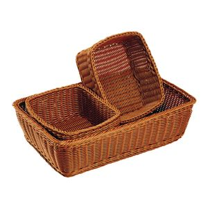 Washable Tray & Storage Baskets