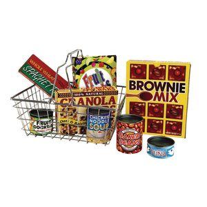 Grocery Basket Set
