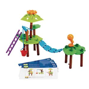 Tree House Engineering Set 52 Pieces