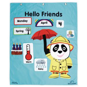 Environments® Hello Friends Toddler Daily Center 106 Pieces