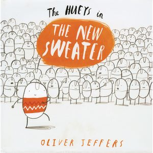 The Hueys in the New Sweater HC Book