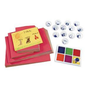 Inspirational Stamp Art Kit