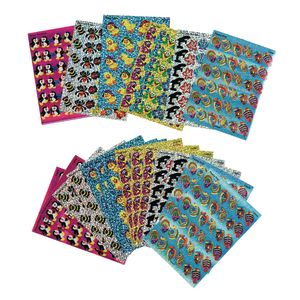 Animal Fun Sparkle Sticker Variety Pack 20 Sheets