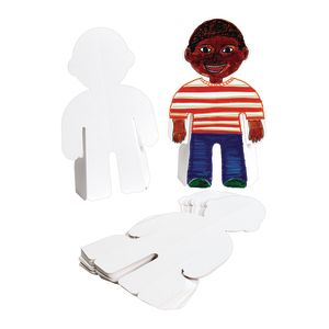 Stand-Up People Set of 50