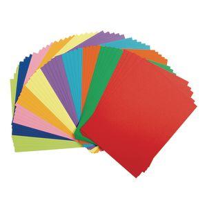 """Premium Tagboard, Brights 8-1/2"""" x 11"""", 50 Sheets"""