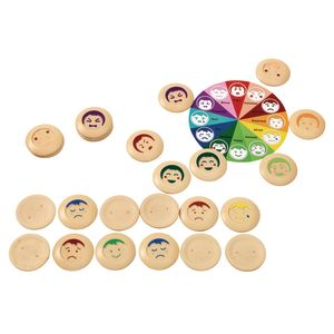 My Mood Memory Match 24 Pieces