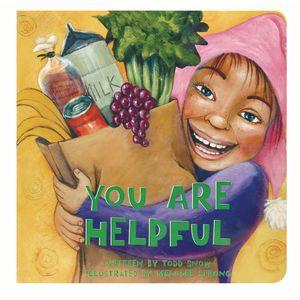You Are Helpful Board Book