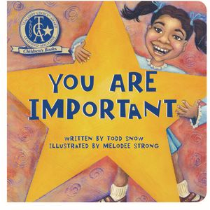 You Are Important Board Book