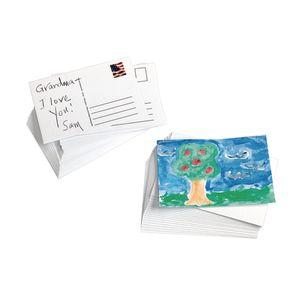 "4"" x 6"" Watercolor Postcard Paper 50 Ct."
