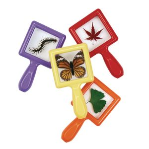 Environments® Toddler Specimen Viewers Set of 16