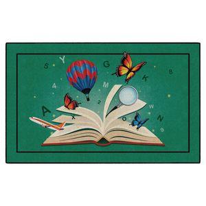 Explore Through Reading Carpet 4' x 6'