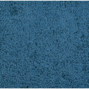 "Mt. St. Helens Marine Blue 8'4"" x 12' Rectangle Solid Carpet"