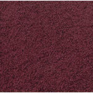 "Mt. St. Helens 8'4"" x 12' Rectangle Carpet - Cranberry"