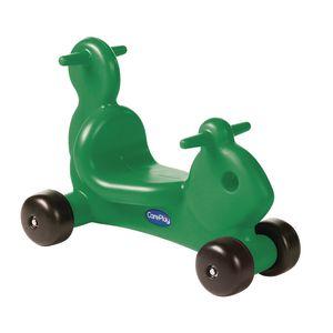 Squirrel Rider - Green