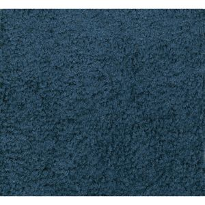 Mt. St. Helens Solid Carpet, Blueberry - 6' X 9' Rectangle