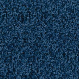 KIDply® Soft Midnight Blue 4' x 6' Rectangle Solid Carpet