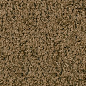 """KIDply® Soft Brown Sugar 8'4"""" x 12' Rectangle Solid Carpet"""