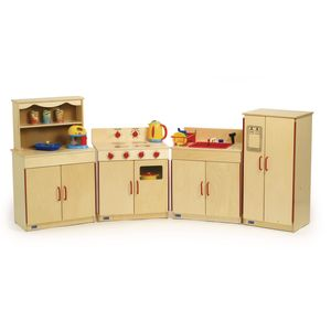Preschool 4-Piece Kitchen Playset