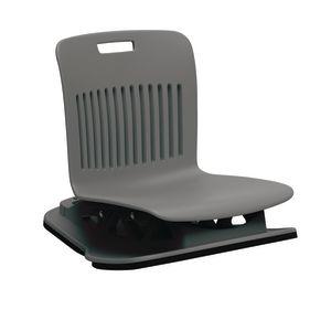 Floor Rocker Seating Graphite Gray