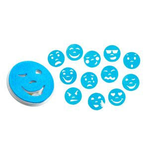 Easy-Grip Emotion Stampers Set of 12