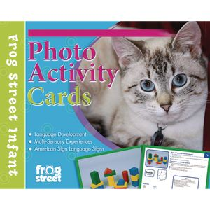 Photo Activity Cards Infant