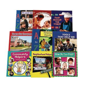 Frog Street Social Emotional Book Set 9 Titles