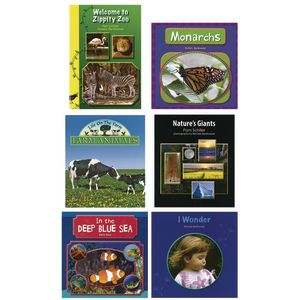 Frog Street Science Book Set of 6