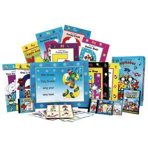 Sing & Read Literacy Alphabet