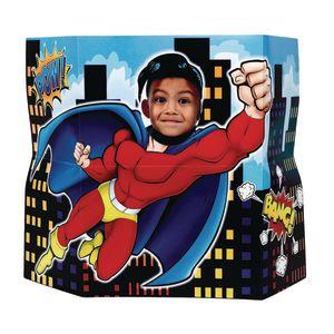 Superhero Photo Prop
