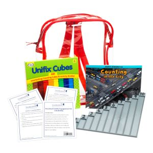 Preschool Family Engagement Kit Counting