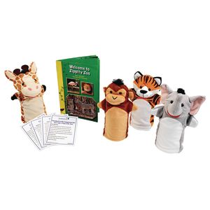 Preschool Family Engagement Kit-  Zoo