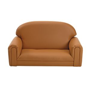Environments® PVC-Free Mini Sofa - Tan