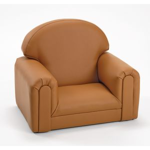 Environments® PVC-Free Mini Club Chair - Tan