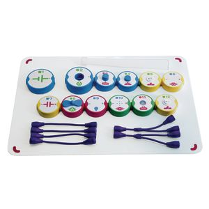 Circuit Conductor Electricity Learning Kit Set of 6