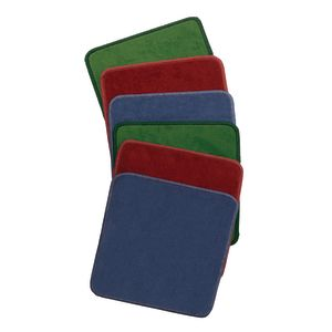 Nature Colors Solid Squares - Set of 6
