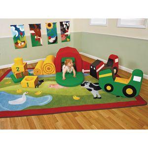 Environments® Soft Play Barn