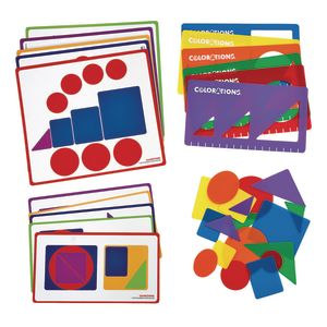 Colorations® STEAM Stencil Activity Set
