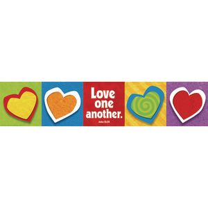 Love One Another Banner 5'