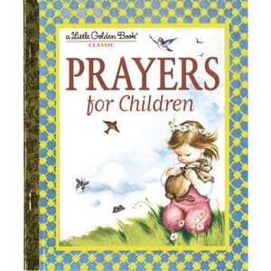Prayers for Children Golden Book