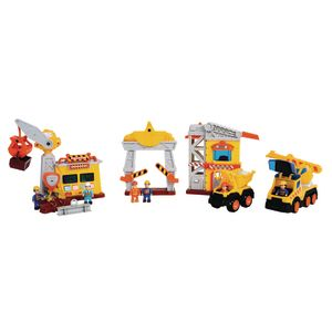 Lights & Sound Construction Site Play Set
