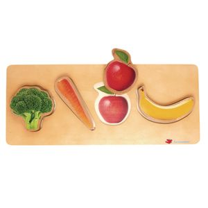 Environments® Toddler Photo Puzzles- Food