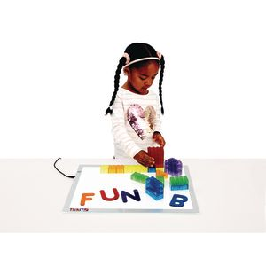 Slim Rectangle LED Activity Panel