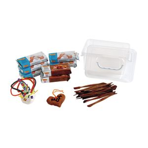 Jovi® Air-Dry Clay Classroom Pack with Tools, Value Pack