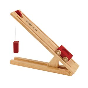 Simple Wooden Inclined Plane