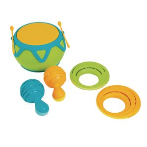 Toddler Jam Time Music Set 5 Pieces
