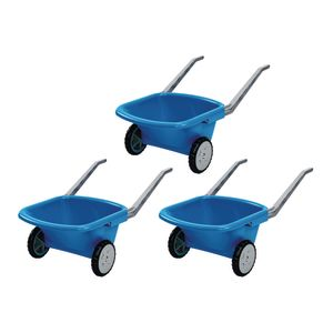 Wheelbarrows Set of 3