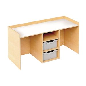 STEM Table and Desk for Two