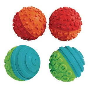 Mix & Match Sensory Dough Balls Set of 4