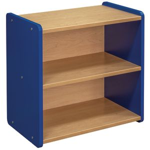 2-Shelf Narrow Storage Unit, 24